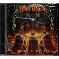 Iron Mask Master Of Masters CD
