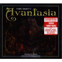 Avantasia The Metal Opera Platinum Edition CD