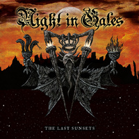 Night In Gales The Last Sunsets CD