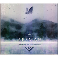 Aesmah Walking Off The Horizon CD Digipak