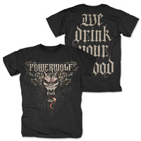 Powerwolf Dracul Wolf Shirt