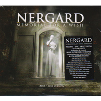 Nergard Memorial For A Wish CD