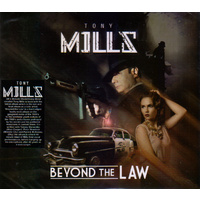 Tony Mills Beyond The Law CD