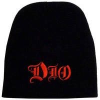 Dio Embroidered Logo Beanie Hat