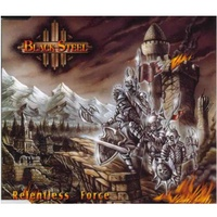 Black Steel Relentless Force CD EP