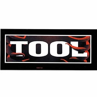 Tool Logo Sticker