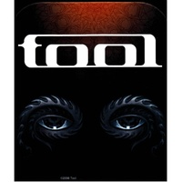 Tool 10 000 Days Eyes Sticker