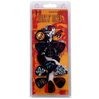 Guns N Roses Guitar Pick 12 Pack