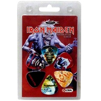 Iron Maiden Guitar Pick Beast 6 Pack