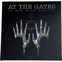 "At The Gates At War With Reality Ltd 10"" LP Box Set"