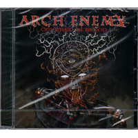 Arch Enemy Covered In Blood CD