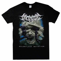 Archspire Relentless Mutation Australian Tour Shirt