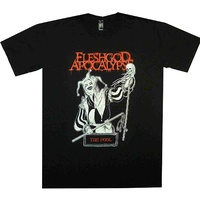 Fleshgod Apocalypse The Fool Black Shirt