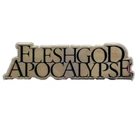 Fleshgod Apocalypse Logo Pin Badge
