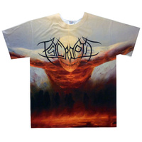 Psycroptic As The Kingdom Drowns All Over Shirt