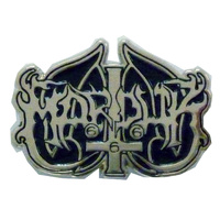 Marduk Logo Metal Pin Badge