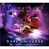 Jaime Page Dark Universe CD Signed