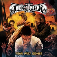 Hidden Intent Fear Prey Demise CD