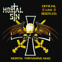 Mortal Sin Mortal Thrashing Mad CD