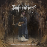 Inquisition Invoking The Majestic Throne Of Satan CD Ltd Ed. Digipak