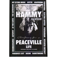 Peaceville Life Signed Hardback Book