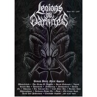 Legions Of Darkness Zine Issue 1 Book