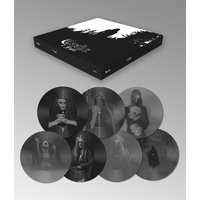 Taake 7 Fjell Limited Edition 7 Vinyl LP Picture Disk Box Set