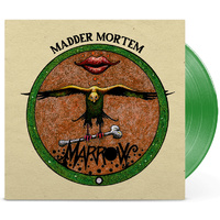 Madder Mortem Marrow LP Ltd Ed Coloured Vinyl Record