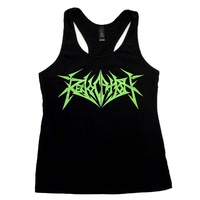 Revocation Logo Ladies Racerback Tank Top
