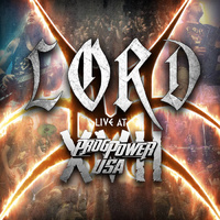 Lord Live At Progpower USA CD Limited Ed