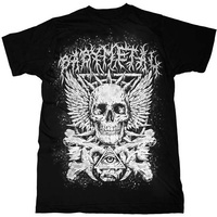 Babymetal Crossbone Eye Skeleton Shirt