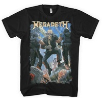 Megadeth Vic Taken Away Shirt