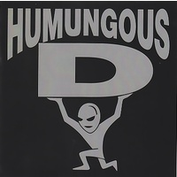 Humungous D Self Titled EP CD