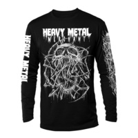 Heavy Metal Merchant Long Sleeve Shirt