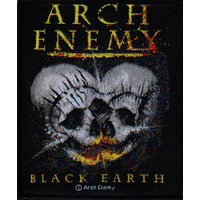 Arch Enemy Black Earth Patch