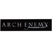 Arch Enemy Logo Strip Patch