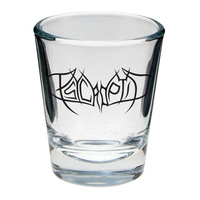 Psycroptic Logo Shot Glass