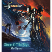 Ilium Sirens Of The Styx Re-Styxed CD