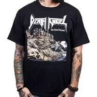 Death Angel The Ultra-Violence Black Shirt