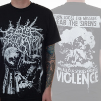 Cattle Decapitation Mutually Assured Destruction Shirt