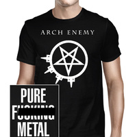 Arch Enemy Pure Fucking Metal XXL Shirt