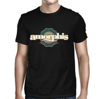 Amorphis Red Cloud Sun Shirt