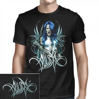 Alissa White-Gluz Photo Logo Shirt