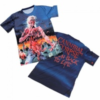 Cannibal Corpse Eaten Back To Life All Over Shirt