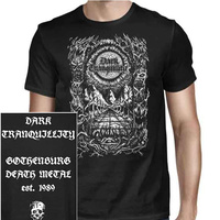 Dark Tranquillity Old School Gothenburg Shirt