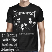 Immortal Wrath From Blashyrkh Shirt
