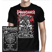 Possessed Winged Goat A New Dawn Shirt