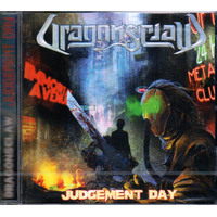 Dragonsclaw Judgement Day CD