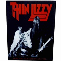 Thin Lizzy Drink Will Flow Back Patch