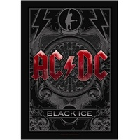 AC/DC Black Ice Fabric Poster Flag
